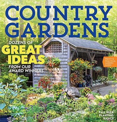 Country Gardens Magazine Kitchen Garden Gnome